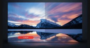 Proyector JMGO N7L 1080P 4K con Android