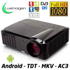 Proyector Luximagen HD700 con WiFi-Android-TDT